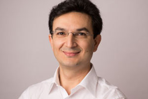 Munjed Al Muderis - Keynote Speakers