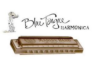 Blue Tongue Harmonica