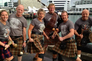 Speakers related to Patrick McMahon: Clan Celtica