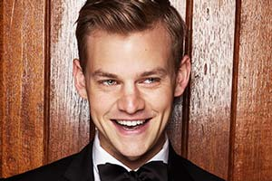 Joel Creasey - Celebrity Speakers