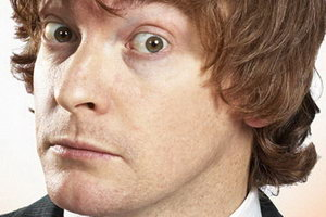 Rhys Darby - Humour and Comedy