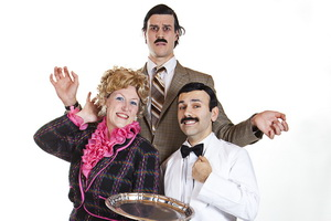 Speakers related to Tammie Matson: Faulty Towers The Dining Experience