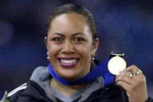 Beatrice Faumuina - Olympic Speakers, Olympians and Paralympians