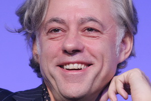 Bob Geldof - International Speakers