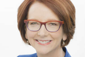 Speakers related to Geoffrey Blainey: Julia Gillard AC
