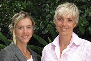 Atka Reid & Hana Schofield -