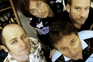 Hoodoo Gurus - Headline Artists