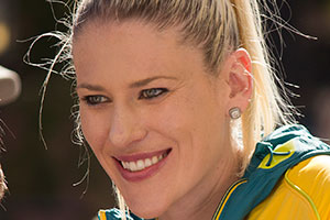 Lauren Jackson - Sport Speakers