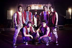 Justice Crew - Headline Artists