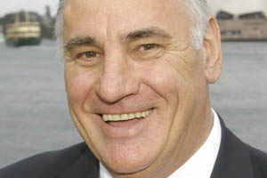 Speakers related to Matthew Richardson: Sam Kekovich