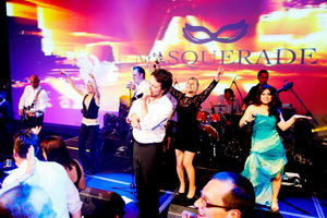 Masquerade - Corporate Cover Bands / Performers / Acts