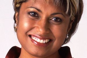 Indira Naidoo