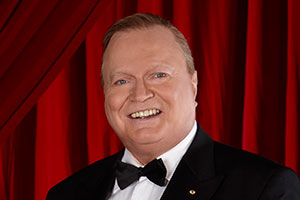 Bert Newton - Celebrity Speakers