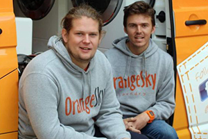 Orange Sky Laundry - Entrepreneurship Speakers & Entrepreneurs