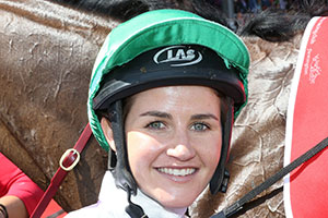 Speakers related to Matt Hall: Michelle Payne
