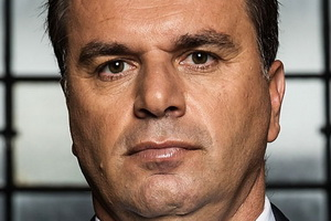 Ange Postecoglou - Sport Speakers