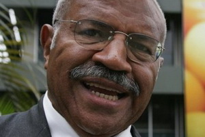 Sitiveni Rabuka - International Speakers