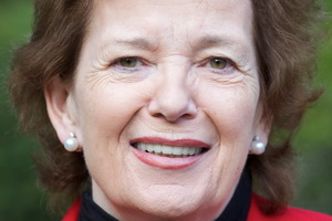 Mary Robinson - CEO Chairman Speakers