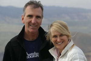 Speakers related to Tony Bullimore: Glenn and Heather Singleman
