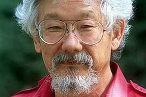 David Suzuki - Environment, Climate Change