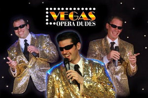 Vegas Opera Dudes - Corporate Cover Bands / Performers / Acts