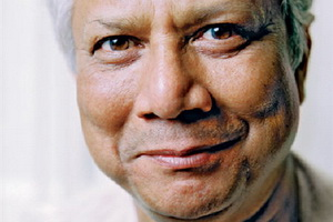 Muhammad Yunus - Business Speakers